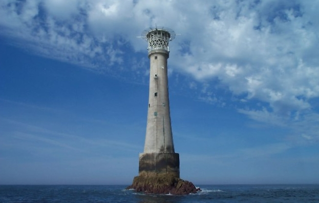 Bishop Rock; the Most Remote Lighthouse in the World