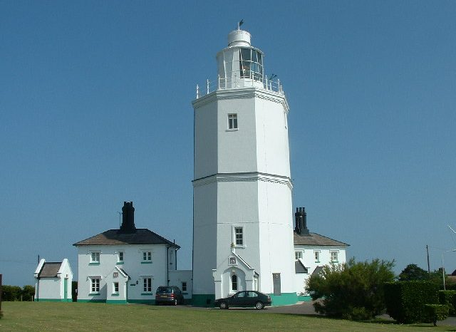The Oldest Lighthouse in Britain